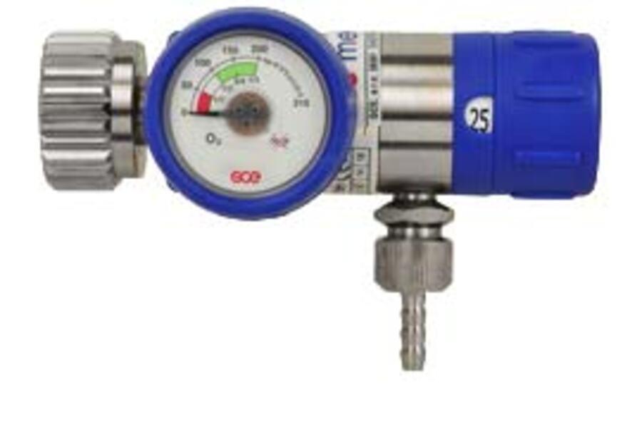 Riduttore di pressione con selettore a scatti della - Portata pressione ...