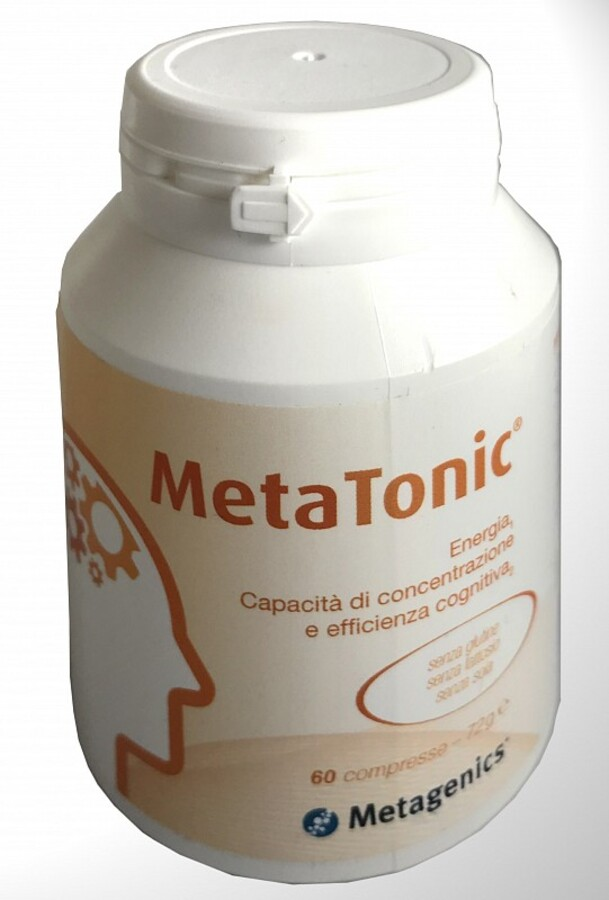 MetaTonic Metagenics - 60 compresse