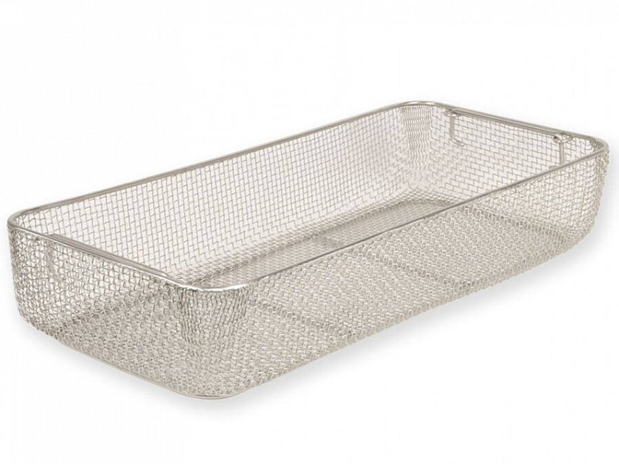 Cestello a filo per container - 540 x 255 x h 100 mm
