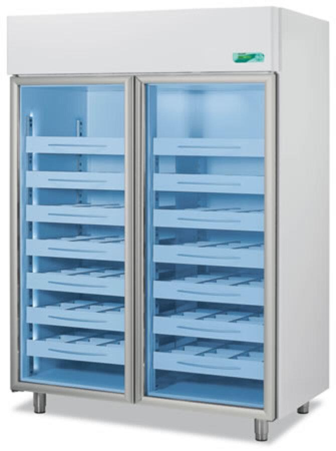 Frigorifero professionale medika 1500 ect f fiocchetti for Frigorifero temperatura